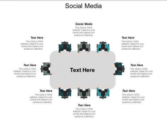 Social Media Ppt PowerPoint Presentation Layouts Ideas Cpb