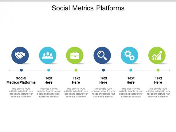 Social Metrics Platforms Ppt PowerPoint Presentation Outline Layouts Cpb