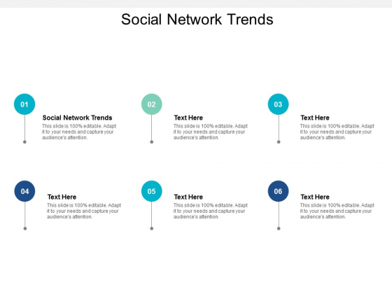 Social Network Trends Ppt PowerPoint Presentation Icon Designs Download Cpb