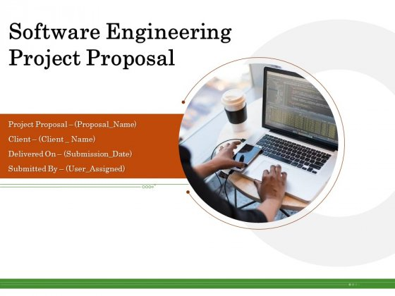Software Engineering Project Proposal Ppt PowerPoint Presentation Complete Deck With Slides