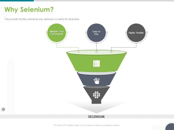 Software_Testing_Framework_For_Learners_Why_Selenium_Ppt_PowerPoint_Presentation_Styles_Backgrounds_PDF_Slide_1