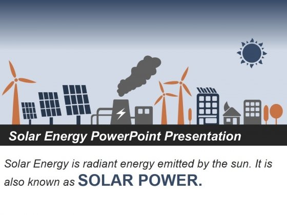 Solar Energy PowerPoint Presentation Ppt PowerPoint Presentation Ideas Slideshow