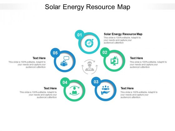 Solar Energy Resource Map Ppt PowerPoint Presentation File Information Cpb Pdf