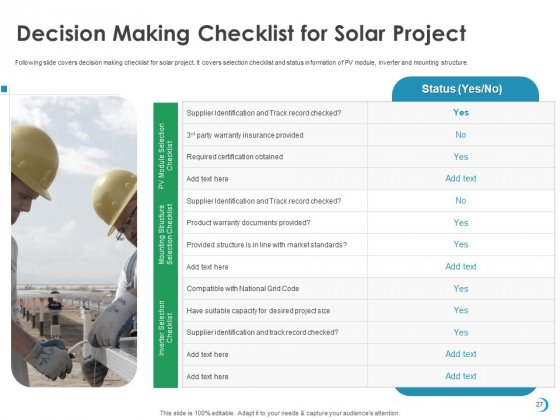 Solar_System_Implementation_And_Support_Service_Ppt_PowerPoint_Presentation_Complete_Deck_With_Slides_Slide_27