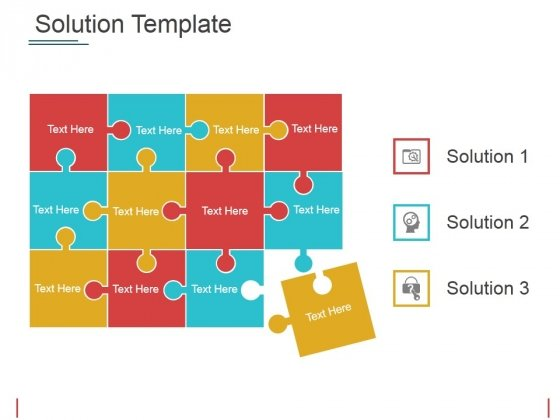 Solution Ppt PowerPoint Presentation Infographic Template Outline