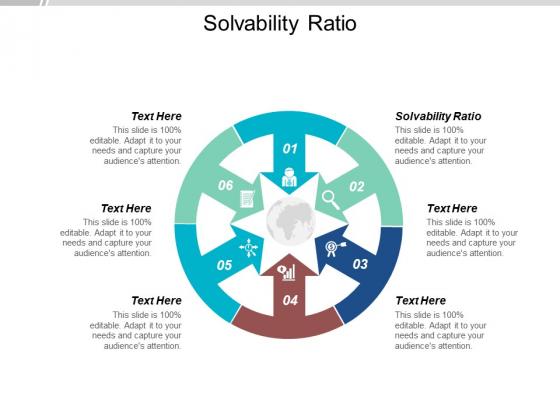 Solvability Ratio Ppt Powerpoint Presentation Summary Shapes Cpb