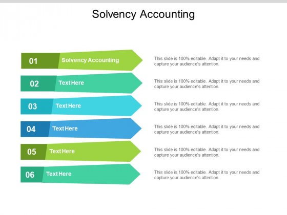 Solvency Accounting Ppt PowerPoint Presentation Ideas Mockup Cpb Pdf