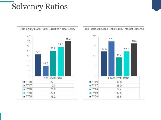 Solvency Ratios Ppt PowerPoint Presentation Example 2015