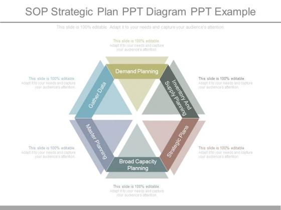 Sop Strategic Plan Ppt Diagram Ppt Example