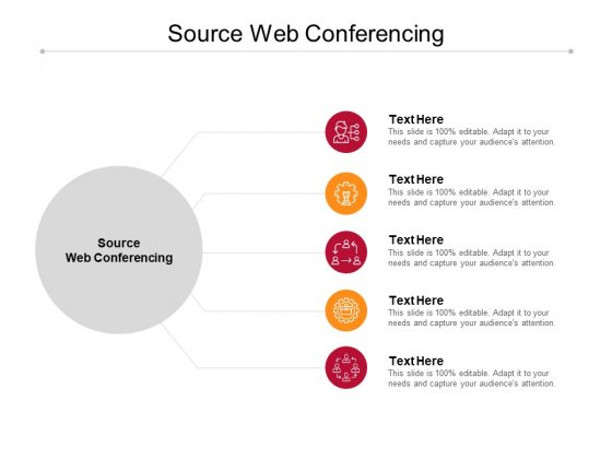 Source Web Conferencing Ppt PowerPoint Presentation Summary Slide Download Cpb Pdf