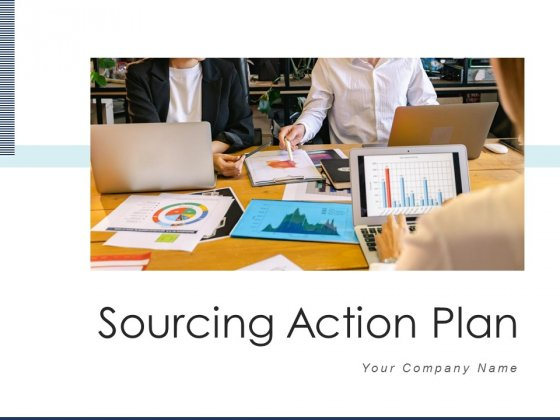 Sourcing Action Plan Gears Ppt PowerPoint Presentation Complete Deck