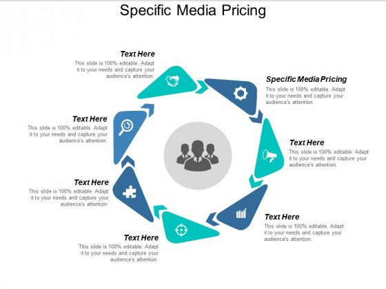 Specific Media Pricing Ppt PowerPoint Presentation Show Pictures Cpb
