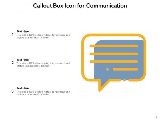 Speech_Bubble_Communication_Customer_Attention_Telephone_Receiver_Ppt_PowerPoint_Presentation_Complete_Deck_Slide_2