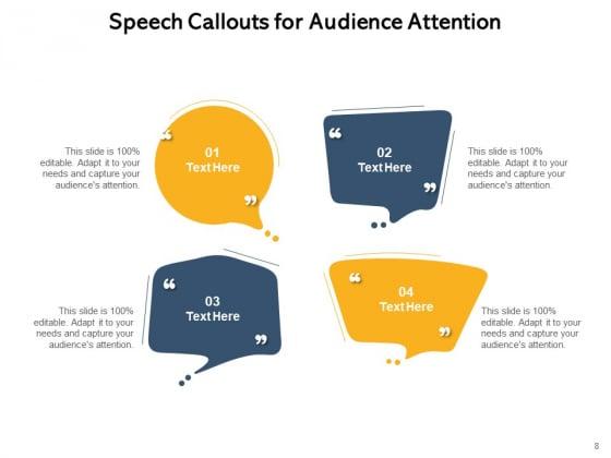Speech_Bubble_Communication_Customer_Attention_Telephone_Receiver_Ppt_PowerPoint_Presentation_Complete_Deck_Slide_8