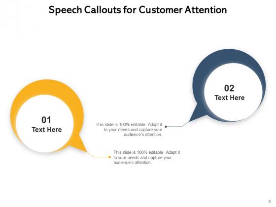 Speech_Bubble_Communication_Customer_Attention_Telephone_Receiver_Ppt_PowerPoint_Presentation_Complete_Deck_Slide_9