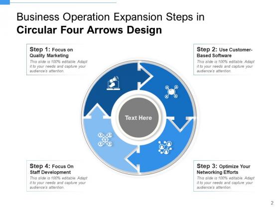 Spiral_4_Arrows_Plan_Communication_Ppt_PowerPoint_Presentation_Complete_Deck_Slide_2