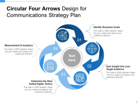 Spiral_4_Arrows_Plan_Communication_Ppt_PowerPoint_Presentation_Complete_Deck_Slide_3