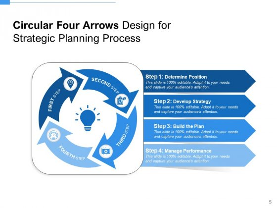 Spiral_4_Arrows_Plan_Communication_Ppt_PowerPoint_Presentation_Complete_Deck_Slide_5