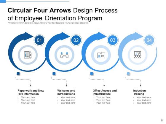 Spiral_4_Arrows_Plan_Communication_Ppt_PowerPoint_Presentation_Complete_Deck_Slide_8