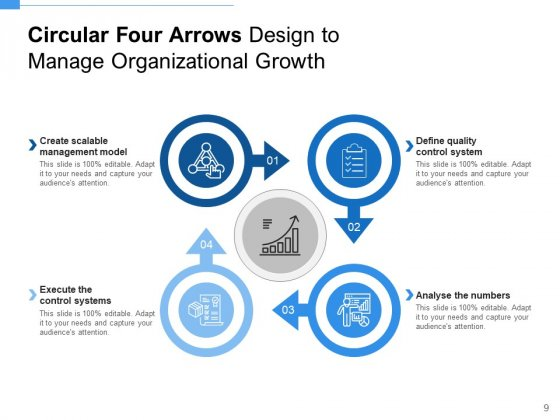 Spiral_4_Arrows_Plan_Communication_Ppt_PowerPoint_Presentation_Complete_Deck_Slide_9