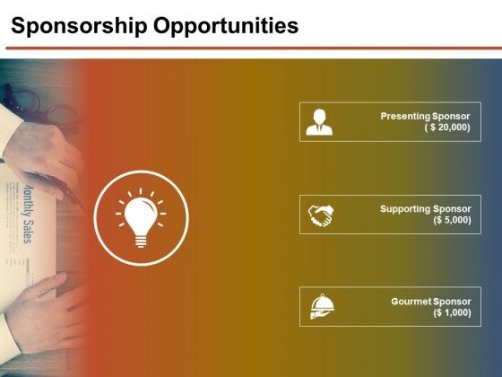 Sponsorship opportunities template 1 ppt powerpoint presentation powerpoint presentation slides samples sponsorshipopportunitiestemplate1pptpowerpointpresentationslidessamplesslide1 toneelgroepblik Choice Image
