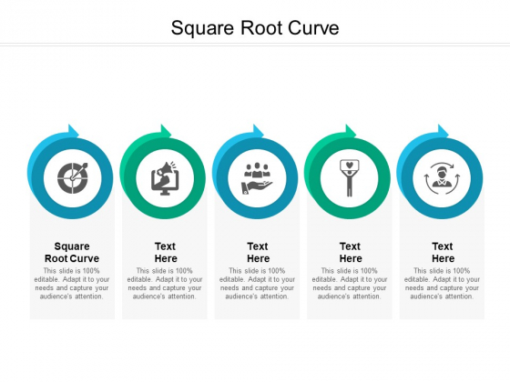 Square Root Curve Ppt PowerPoint Presentation Show Professional Cpb