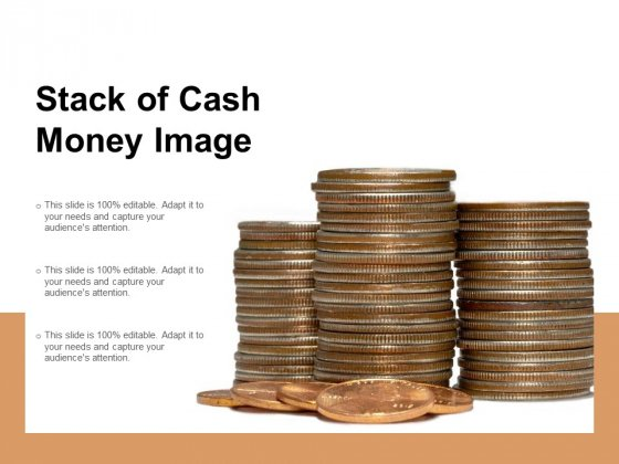 Stack Of Cash Money Image Ppt PowerPoint Presentation Outline Ideas