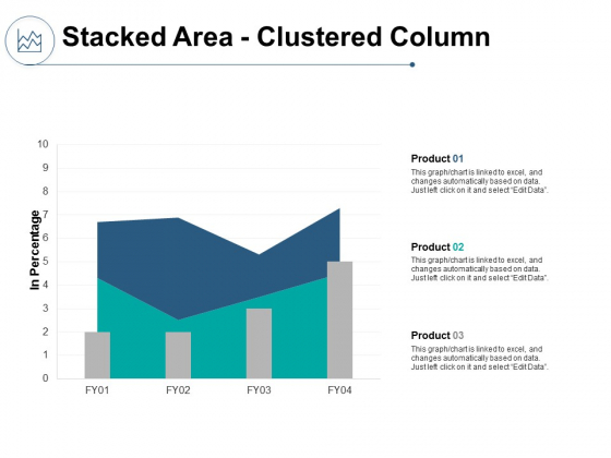 Stacked Area Clustered Column Financce Ppt PowerPoint Presentation Layouts Introduction