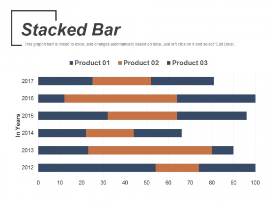Stacked Bar Template 2 Ppt PowerPoint Presentation Slides Introduction