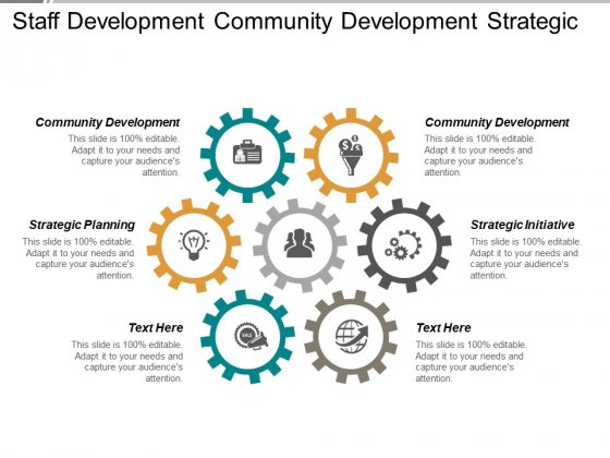 Staff Development Community Development Strategic Planning Strategic Initiative Ppt PowerPoint Presentation Infographic Template Graphic Images