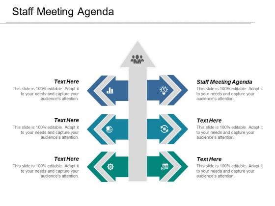 Staff Meeting Agenda Ppt PowerPoint Presentation Portfolio Sample