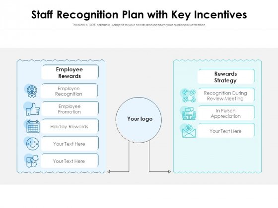 Staff_Recognition_Plan_With_Key_Incentives_Ppt_PowerPoint_Presentation_Gallery_Topics_PDF_Slide_1