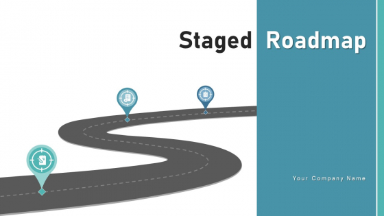 Staged Roadmap Innovation Ppt PowerPoint Presentation Complete Deck With Slides
