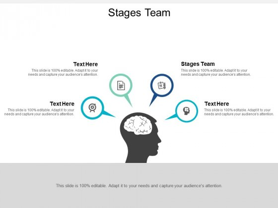 Stages Team Ppt PowerPoint Presentation Styles Background Images Cpb