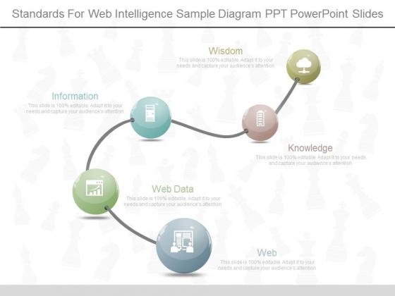 Standards For Web Intelligence Sample Diagram Ppt Powerpoint Slides