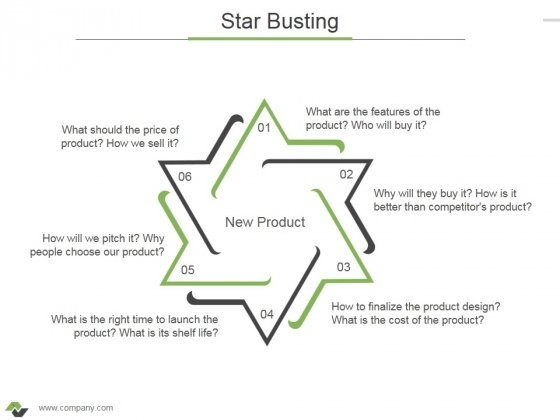 Star Busting Ppt PowerPoint Presentation Styles Introduction