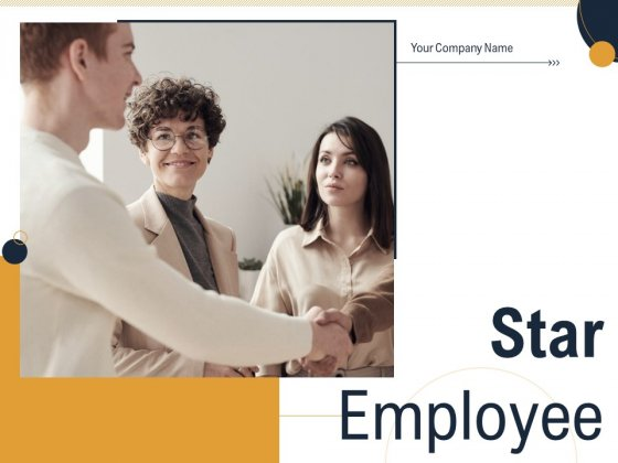 Star_Employee_Ppt_PowerPoint_Presentation_Complete_Deck_With_Slides_Slide_1