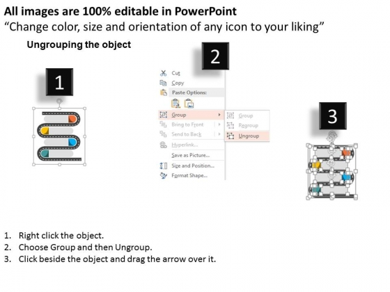 Start_To_Finish_Roadmap_Diagram_Powerpoint_Template_2