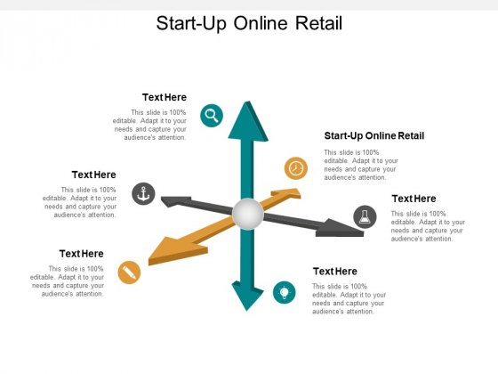 Start Up Online Retail Ppt PowerPoint Presentation Outline Portrait Cpb