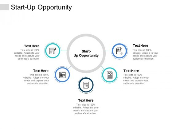Start Up Opportunity Ppt PowerPoint Presentation Show Graphics Pictures Cpb