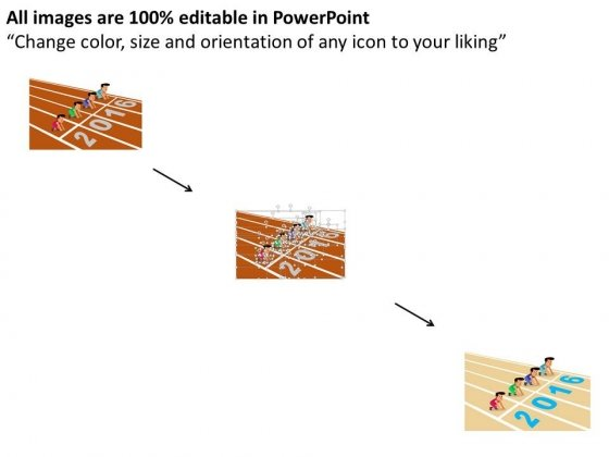 Starting_Line_Of_Race_Competition_Powerpoint_Template_2