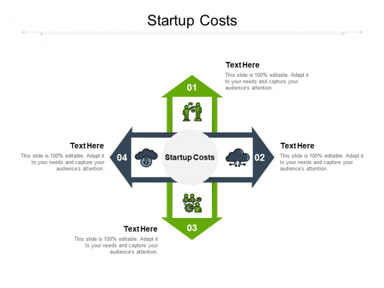 Startup Costs Ppt PowerPoint Presentation Infographic Template Pictures Cpb