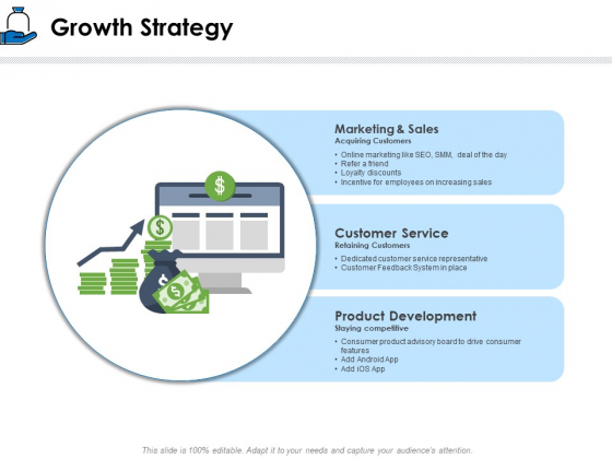 Startup Investment Ideas Growth Strategy Ppt Show Portrait PDF