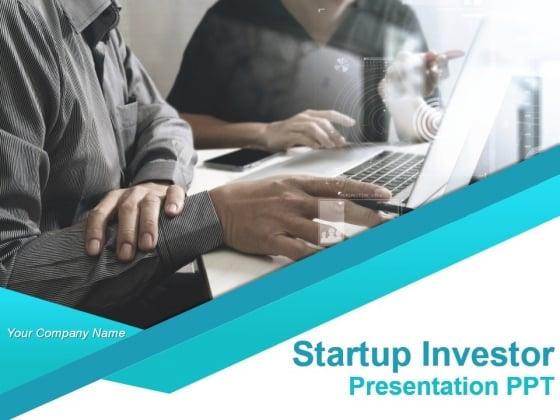 Startup Investor Presentation Powerpoint Slide Designs