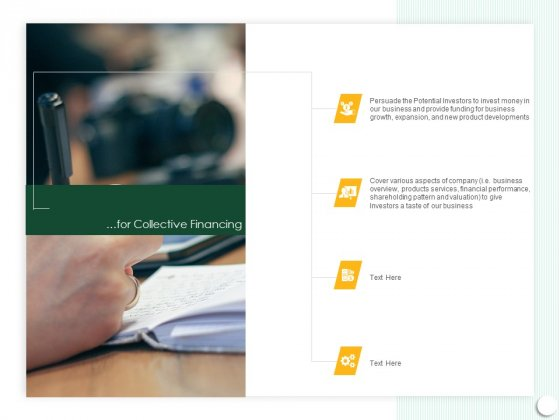 Startup Presentation For Collaborative Capital Funding Agenda Ppt PowerPoint Presentation Outline Inspiration PDF