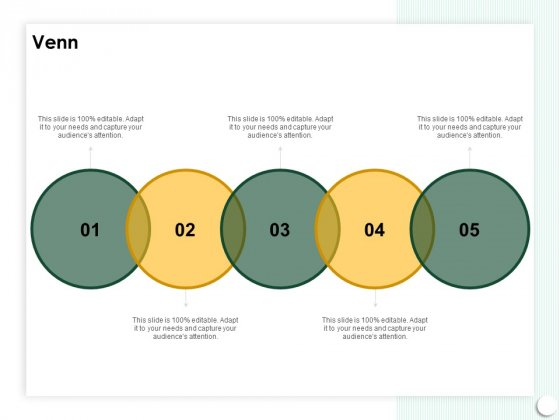 Startup Presentation For Collaborative Capital Funding Venn Ppt PowerPoint Presentation Background Images PDF