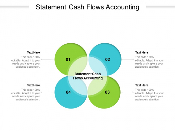 Statement Cash Flows Accounting Ppt PowerPoint Presentation Pictures Design Inspiration Cpb Pdf