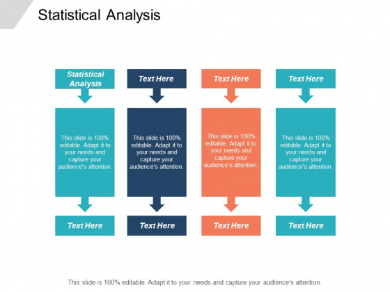 Statistical Analysis Ppt PowerPoint Presentation Styles Visual Aids Cpb