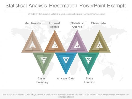 Statistical Analysis Presentation Powerpoint Example