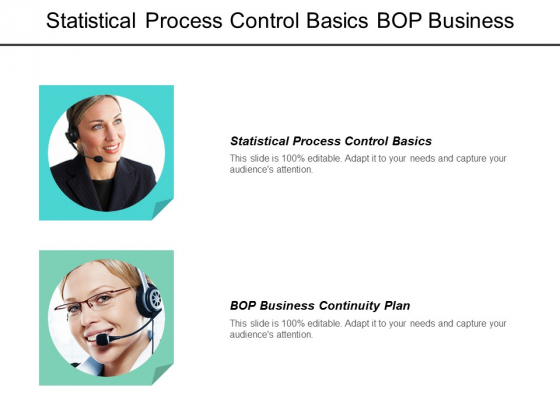 Statistical Process Control Basics Bop Business Continuity Plan Ppt PowerPoint Presentation Inspiration Styles
